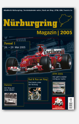 Nürburring Magazin